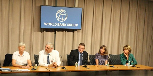 MAREANO Presented to The World Bank Group