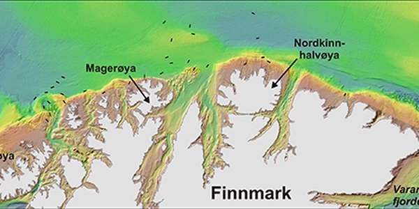 Geological seabed mapping along the Finnmark coast, northern Norway